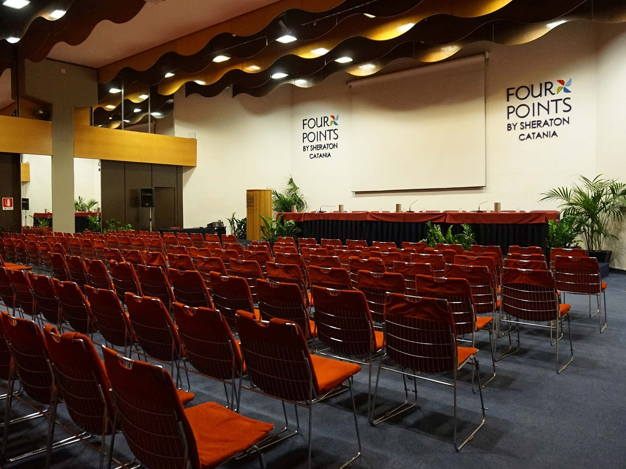 Our conference center